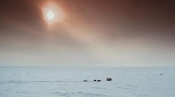 La desolación, en el Ártico o en Marte