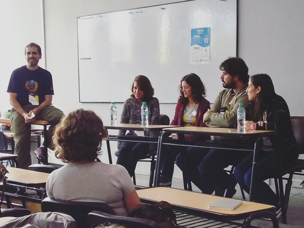 En la charla debate sobre diversidad
